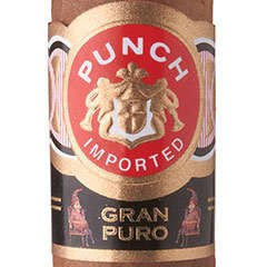 Punch Gran Puro Cigars
