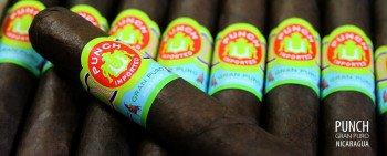 Punch Gran Puro Nicaragua Cigars