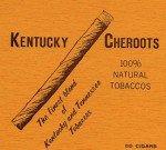 Kentucky Cheroots Cigars