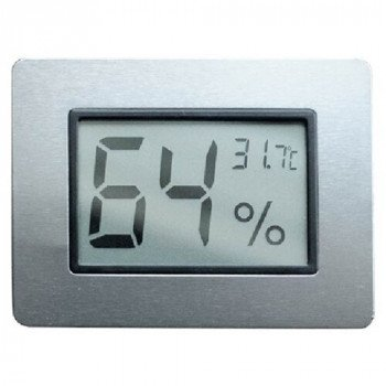 Digital Hygrometer and Thermometer For Cigar Humidors