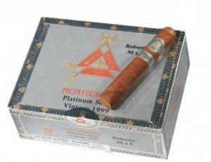 Montecristo Platinum Robusto