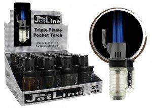 Pocket Torch Lighter Display Box