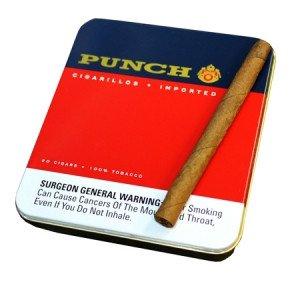 Punch Cigarillos
