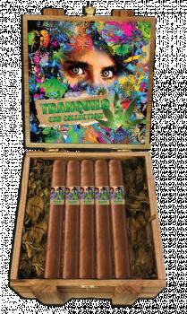The House of Lucky Cigar Tranquilo CBD Toro