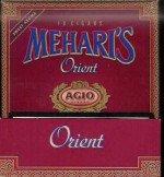 Agio Meharis Orient Mild & Sweet