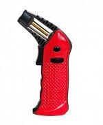 Bazooka Red Desktop Cigar Torch Lighter