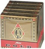 CAO Gold Label Minis