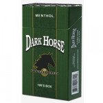 Dark Horse Filtered Cigars Menthol