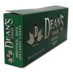Deans Filtered Cigars Menthol
