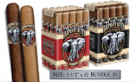 Elephant Butts Corona Maduro
