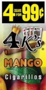 Good Times Cigarillos 4 Kings Mango