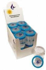 Humidifier Jar Prestige Crystal Gel Humidifier Jar (2 oz.) Display Box of 12