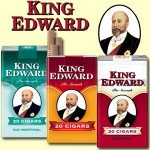 King Edward Cigars Natural
