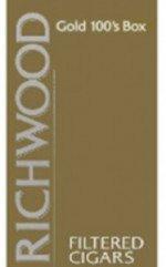 Richwood Filtered Cigars Gold Mild