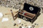 Rum Runner Pirate Treasure Chest