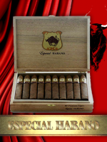 The House of Lucky Cigar Especial Habano Gigante Box Press
