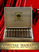 The House of Lucky Cigar Especial Habano Robusto Box Press