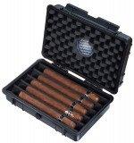 Visol Wendell Hard Plastic Travel Cigar Humidor