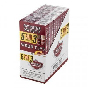 Swisher Sweets Tip Cigarillo Packs